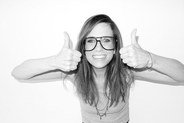 Copy her look with our MUSE M MAVERICK found exclusively at GlassesUSA.com