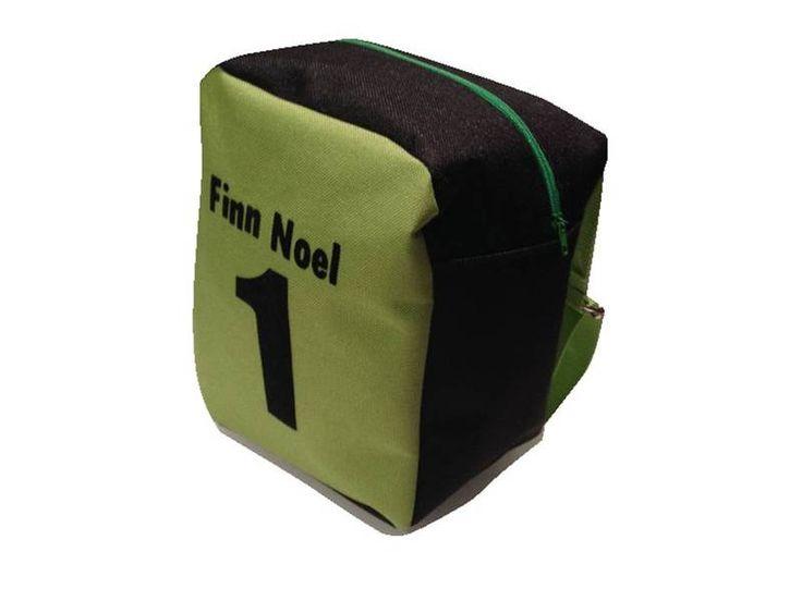 """Kindergartentaschen - Rucksack für den Kindergarten """"Gladbach"""" - ein Designerstück von Calinda-Shop bei DaWanda"""