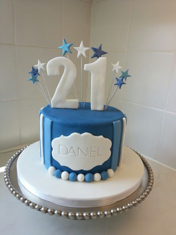 59 Best Images About 21st Birthday Cakes On Pinterest