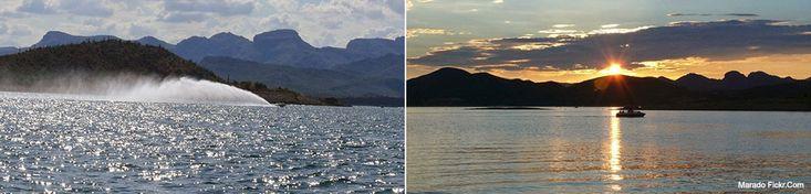 Lake Pleasant Phoenix Arizona   Boating, Camping, Fishing, , Maps, Directions