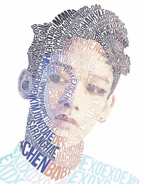 Image via We Heart It https://weheartit.com/entry/160174523 #Chen #exo #letras