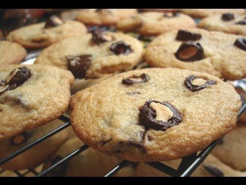Como hacer Cookies al microondas - YouTube En Receta Facil una de las ...