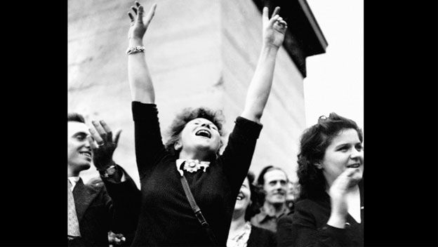 8/25/1944  Liberation of Paris http://www.history.com/this-day-in-history/liberation-of-paris