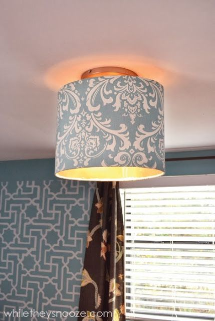 17 best images about shades for lamps and windows diy on for Decorate your own lampshade