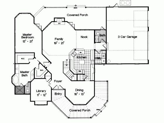 65 best Floor & House Plans images on Pinterest | Architecture ...