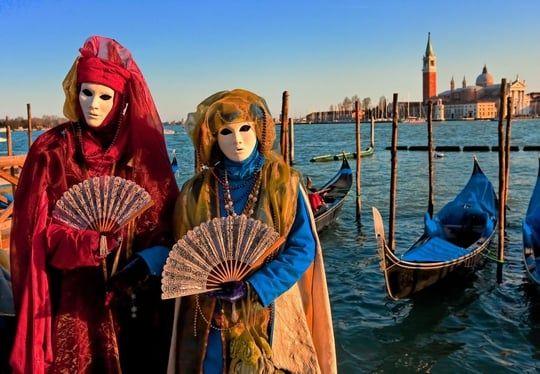 Carnaval de Venise: dates 2018, programme… La fête italienne démasquée