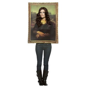 Mona Lisa Costume now featured on Fab.