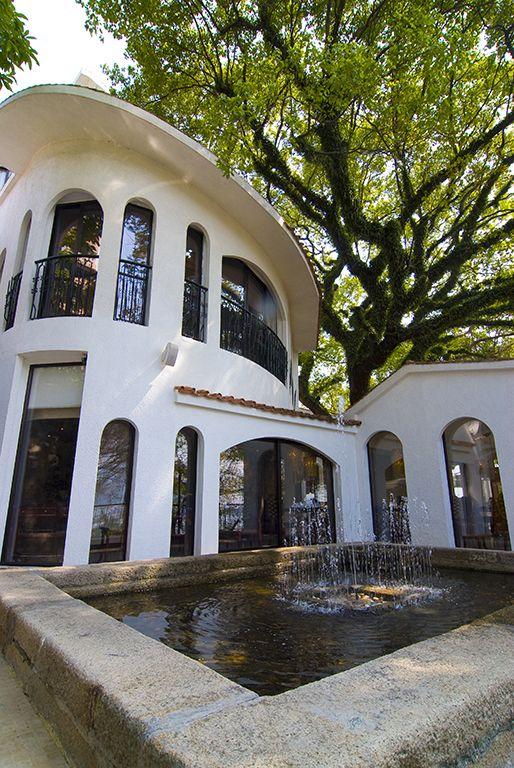 Pousada de São Tiago. Hotel and restaurant on a river.  Avenida da Republica. Fortaleza de Sao Tiago da Barra. Macau. #relaischateaux #pousada #macao