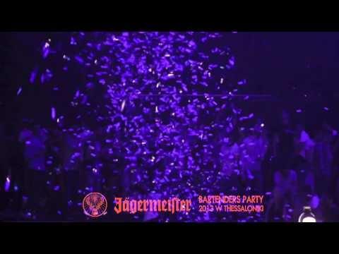 Jagermeister Bartenders Party 2013 W Night Club Thessaloniki.