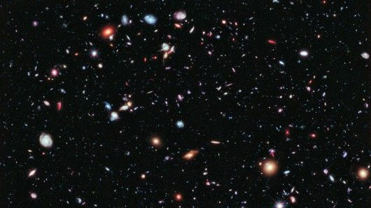 Astronomers have assembled a new, improved portrait of our deepest-ever view of the Universe.