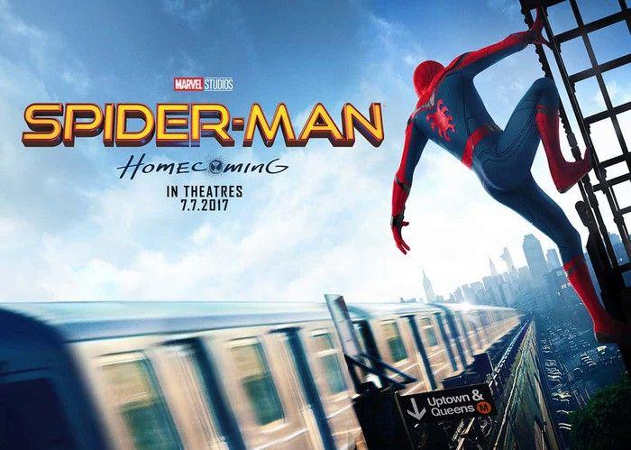 Промо-арты фильма «Человек-Паук: Возвращение Домой» | GeekCity
