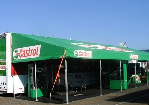 Beyond the standard fabric colors we offer we can match corporate colors like the Castrol & 35 best Race Canopy / Awning images on Pinterest | Photo galleries ...