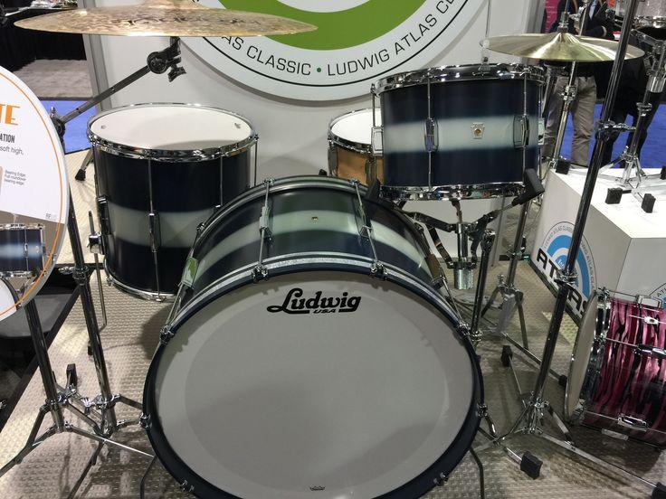ludwig drum serial number identification