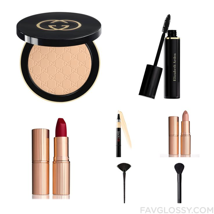 Makeup Inspiration Featuring Gucci Foundation Smudge Proof Mascara Charlotte Tilbury Lipstick And Creamy Concealer From November 2016 #beauty #makeup