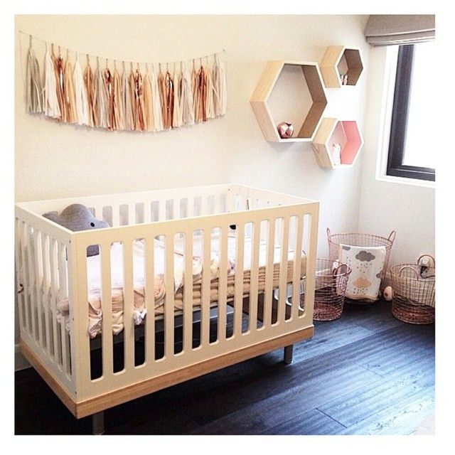 Nursery styling   Love timber combo and colours