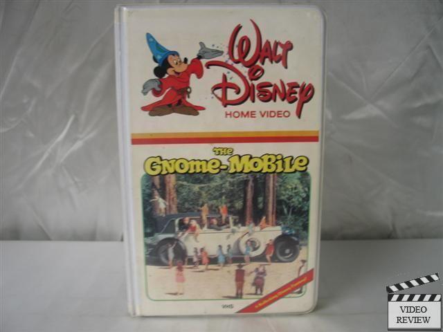 Gnome-Mobile, The VHS Walter Brennan, Matthew Garber
