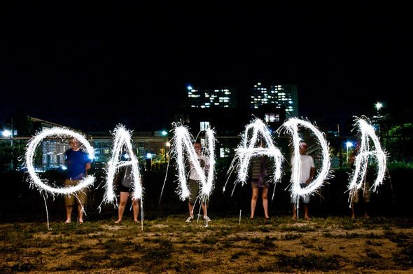 Canada Day weekend events in Toronto 2012