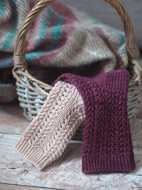 Ravelry: Winter Rose Socks pattern by Helen Stewart