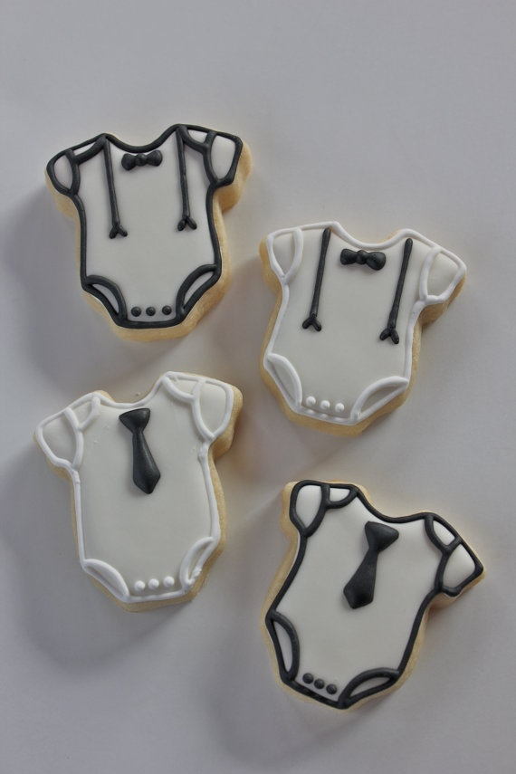 Another option for decorating or baby onesie cookie cutter