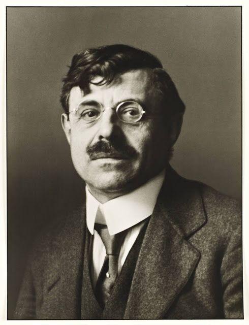 August Sander, Composer [Hermann Hans Wetzler] 1920-5