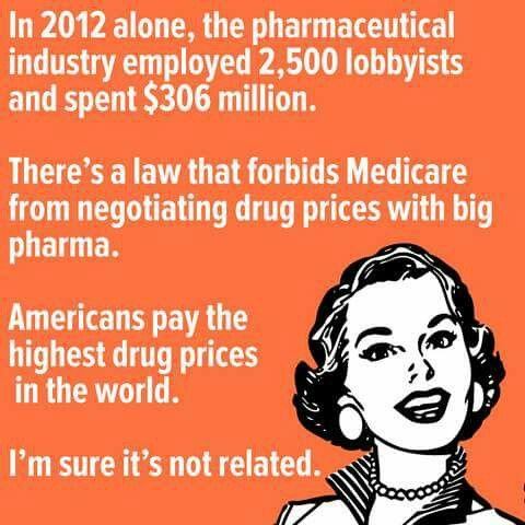 The unchecked power of pharmaceutical companies in America is lethal. Literally.