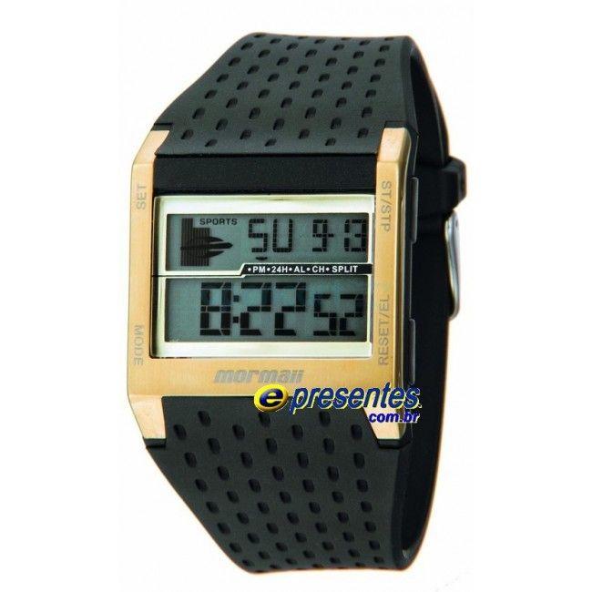 GCA/8P Relógio de Pulso Mormai