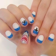 Fifty-Two Weeks: Gear up for Shark Week