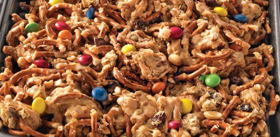 Pretzel Crunch Snack Mix: Appetizers Snacks, Snacks Dips, Mixed Aldi, Pretzels Bar, Schools Snacks, Pretzels Crunches, Aldi Recipe, Snacks Mixed, Crunches Snacks
