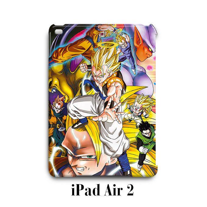 Dragon Ball Super Saiyan iPad Air 2 Case Cover Wrap Around