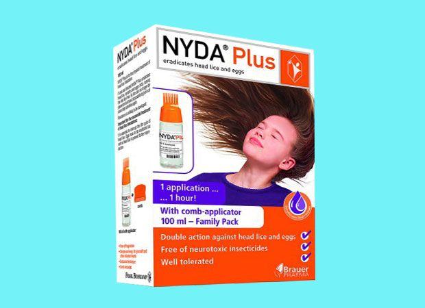 نايدا بلس يتربع على عرش مضادات القمل و الصيبان بفضل مفعوله الرهيب Head Louse Insecticide Wellness