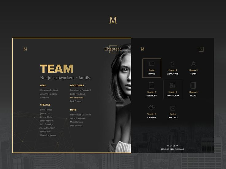 Since we canceled this theme for themeforest we decided to give it away for free. Use it however you want, just DO NOT sell it as your own.  DOWNLOAD