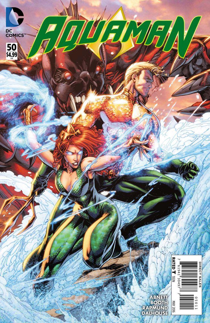 DC Comics - Aquaman #50 (New 52)