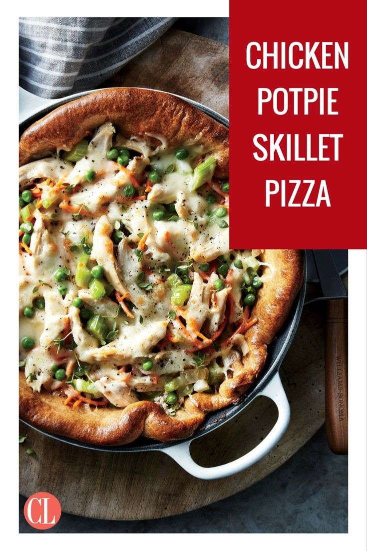 You get all the creamy goodness of chicken potpie, in a fun, eat-with ...