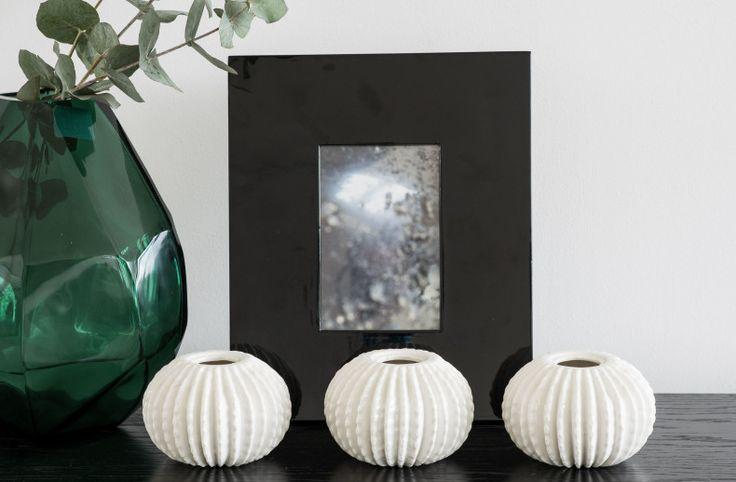 Buy Urchin Tea Light Holder - Set of 3 from Kelly Hoppen London!