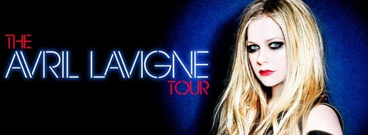 Avril lavigne tour