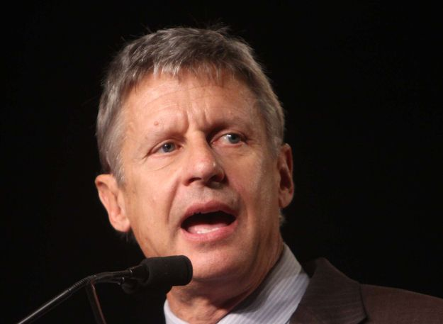 Gary Johnson Files Anti-Trust Lawsuit To Get Into Presidential Debates