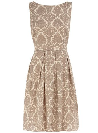 For mom @Elizabeth Dunn: Damasks, Neutral Damask, Style, Bridesmaid Dresses, Cute Dresses, Prom Dresses, Closet, Pretty