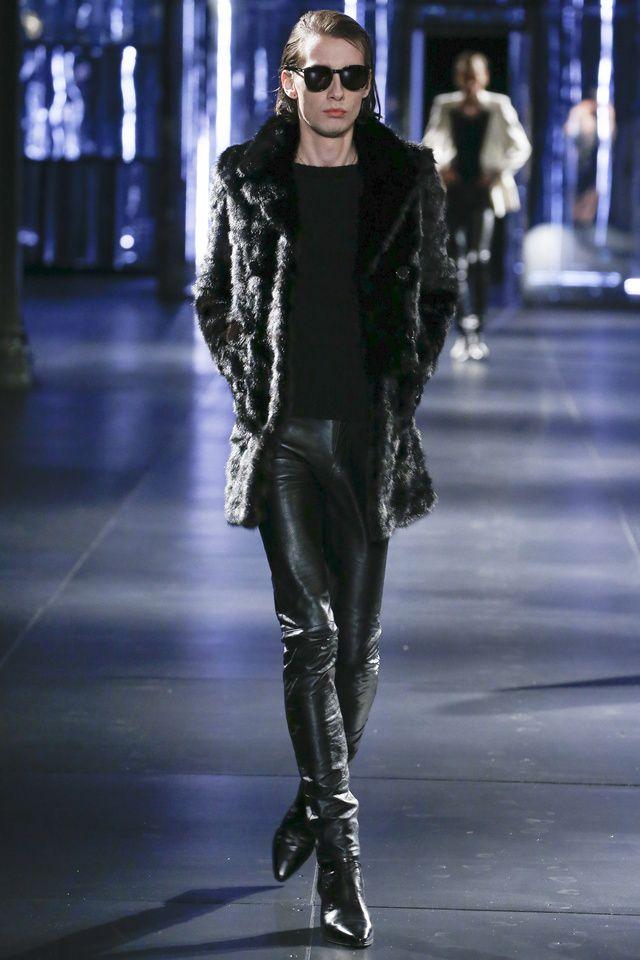 Saint Laurent par Hedi Slimane - La Fashion Week de Paris en 5 tendances