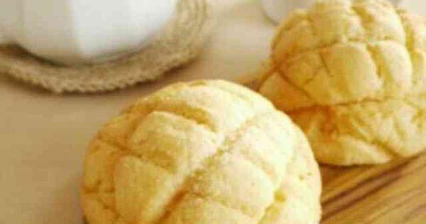 HMで♪失敗知らずの簡単♡メロンパンの画像 | 作ってみたい | Pinterest | Recipe