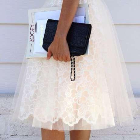 Брендовая юбка-пачка а-ля Кэрри Брэдшоу из фатина для Феи Киев - изображение 1