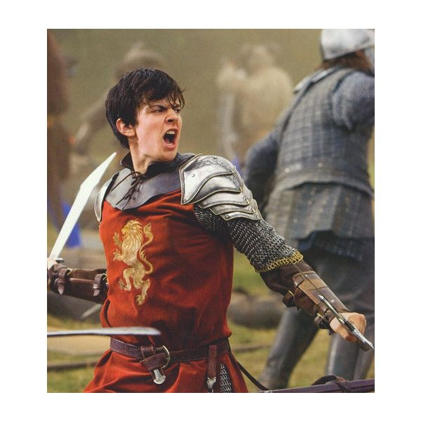 fuck yeah narnia! ❤ liked on Polyvore featuring narnia, chronicles of narnia, male, photos and skandar keynes