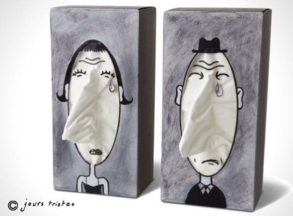 Illustrations par Gilbert Legrand : Détournement dObjets en Personnages Loufoques