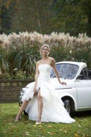 Sexy trouwjurk - Assepoester Feestkleding
