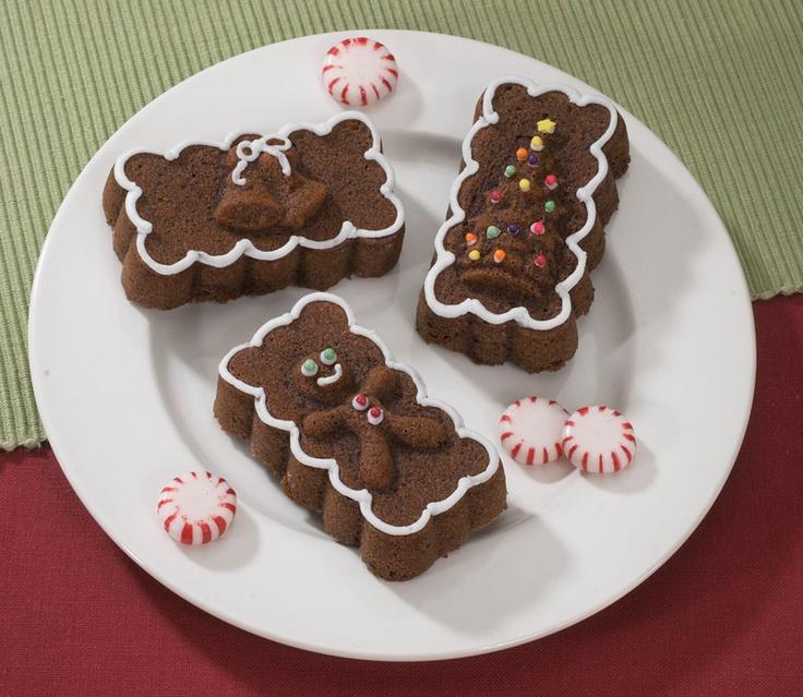 Forma do pieczenia świątecznych ciastek Nordic Ware, dowiedz się więcej na FabrykaForm.pl