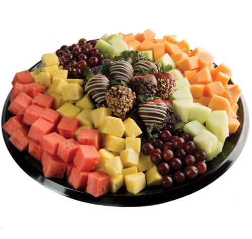 Providing Edible Bouquets, Fruit Arrangements & Platters to the Buffalo, NY region. All products are made to order using the freshest fruits available.