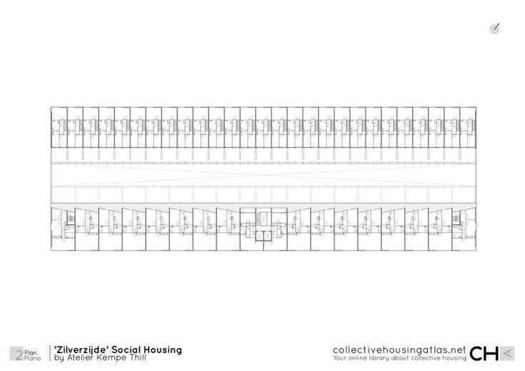 Atelier Kempe - Zilverzijde social housing - 2012 - The Hague