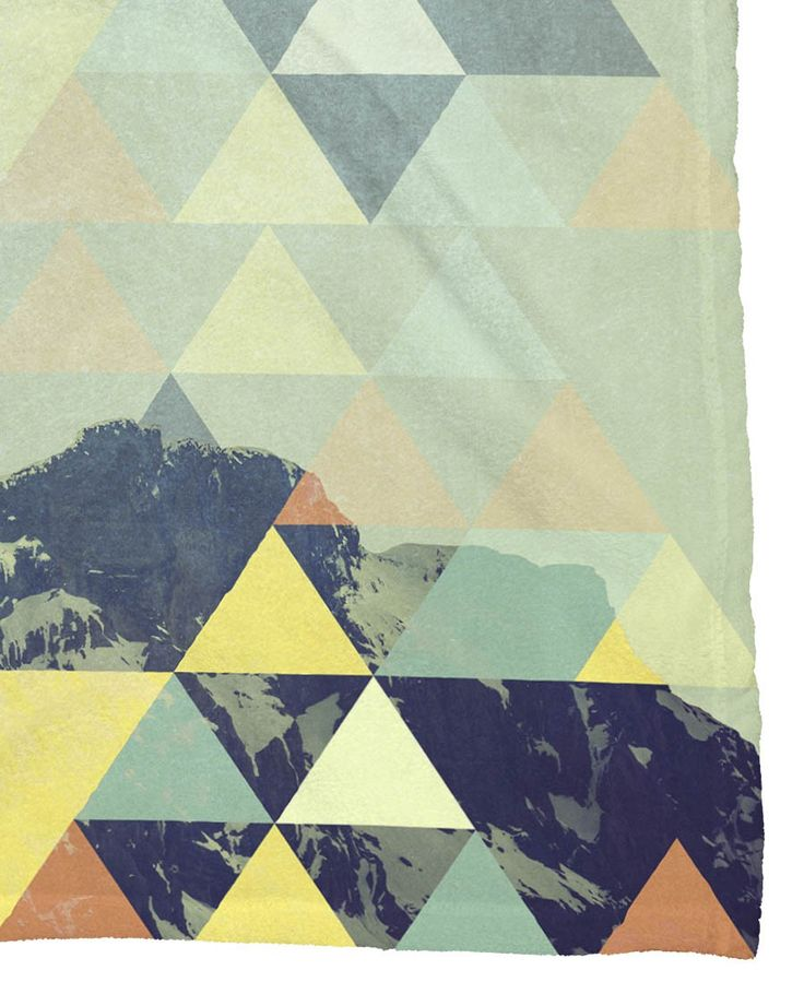trianglemountain blanket