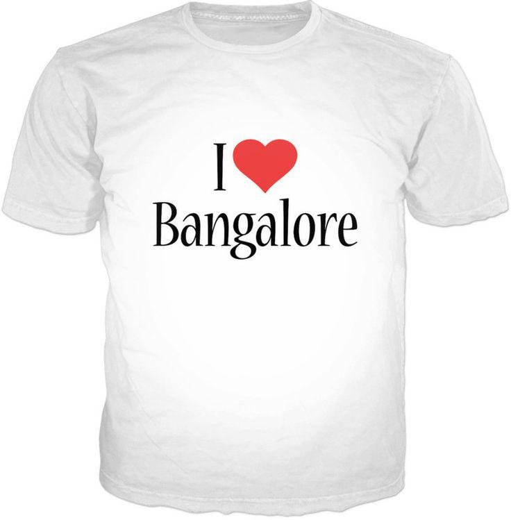 100ANB - I LOVE BANGALORE - B - INDIA (Bangalore-i-love-u ...