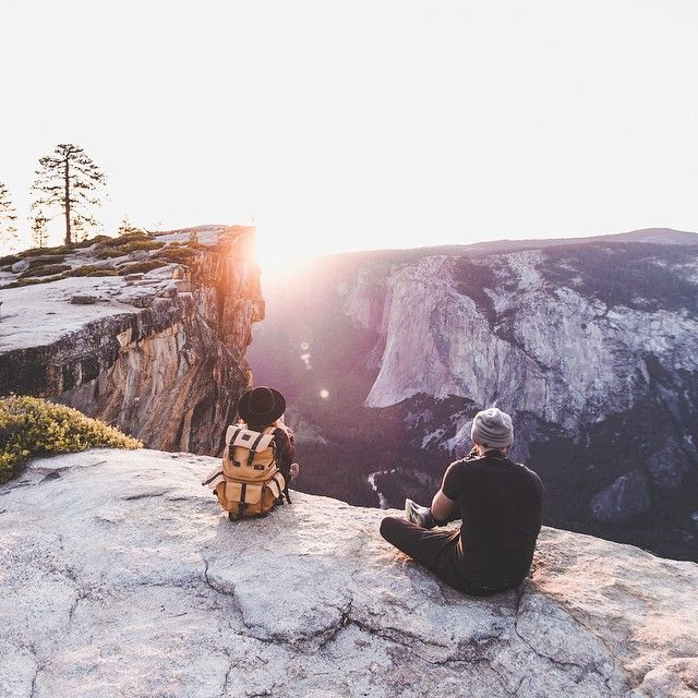 taft point- favorite place in the world