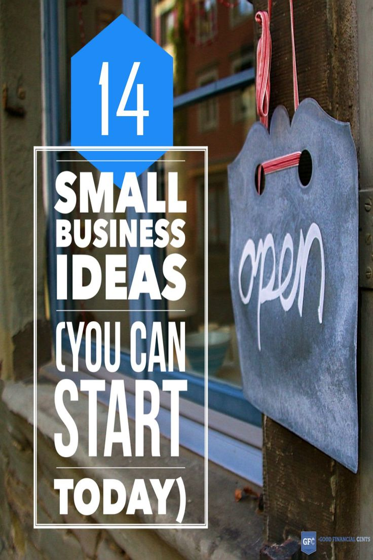 14 Best Small Business Ideas & Opportunities for
